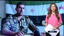 ضباط سوريون: استخدام الكيماوي يتحمل مسؤوليته المصنع والمنفذكان  تلفزيون الآن قد عرض وثائقي من جزئين #الموت_الاسود والسم القاتل على ايدي العلماء استعرض فيه  لتد