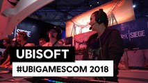 Ubisoft - Trailer Line-up Gamescom 2018
