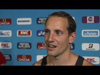 Lavillenie on the European Athletics Championships