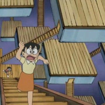 Doraemon (2005) - Un labirinto na casa