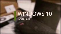 TUTORIAL INSTAL WINDOWS 10