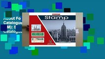 About For Books  2016 Scott Catalogue Volume 4 (Countries J-M): Standard Postage Stamp Catalogue