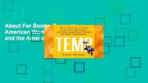 About For Books  Temp: How American Work, American Business, and the American Dream Became