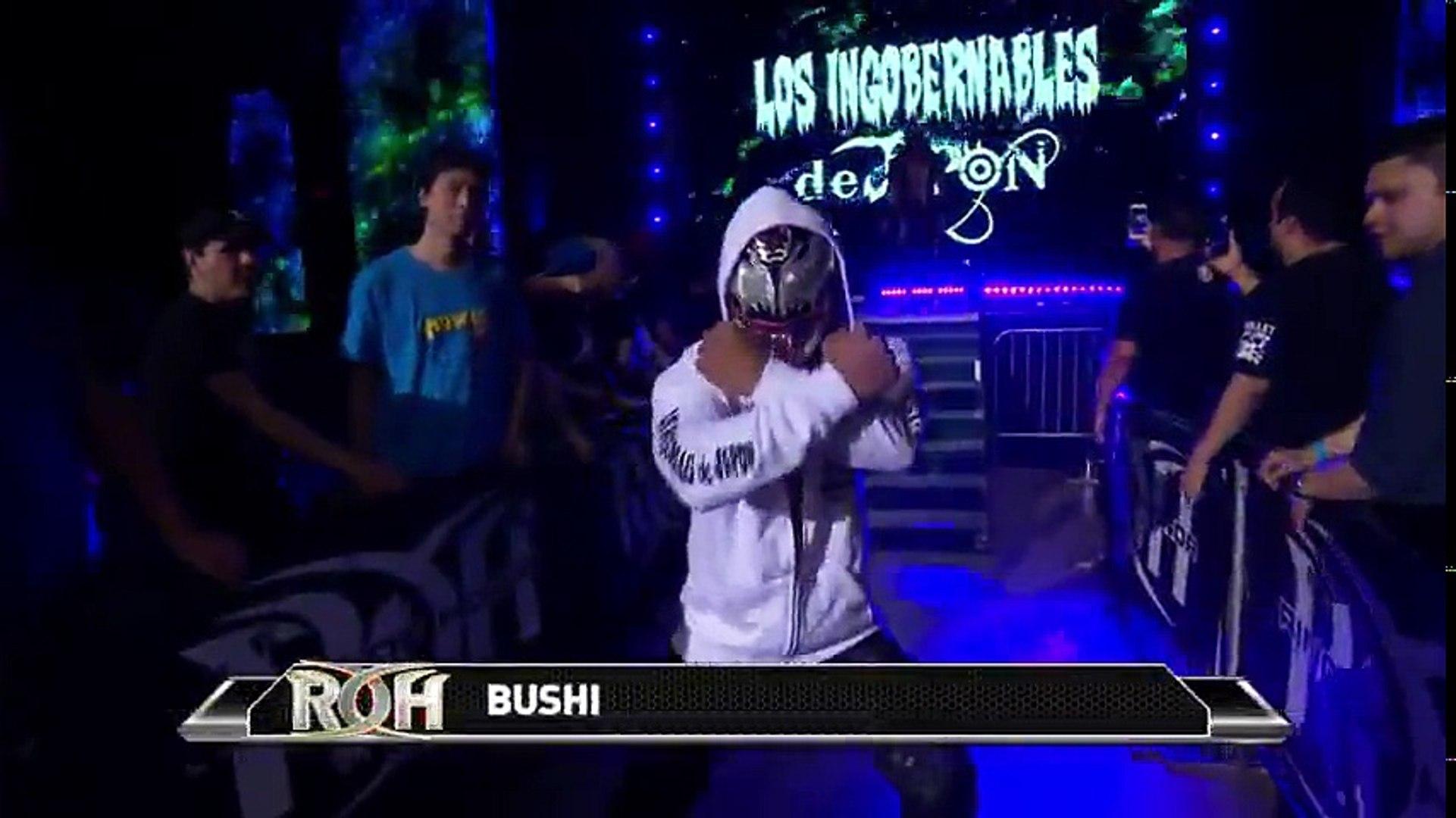 Socal Unsensored vs Los Ingobernables de Japan vs Bullet Club - ROH 3 rd August 2018