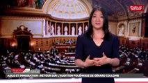 Asile et immigration : l'audition de Gérard Collomb puis débats sur les délais d - Les matins du Sénat (03/08/2018)