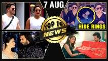 Priyanka Hides Engagement Ring, Salman On Priyanka Leaving Bharat, Sui Dhaaga Logo   Top 10 News