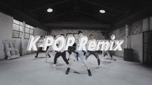 [ALL THE K-DANCE] #3 KPOP Remix (Covered By SaChoom) | Pro K-POP COVER DANCE LEAGUE 1