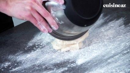 Pétrir une pâte