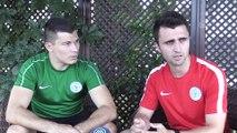 Samudio, Süper Lig'de gol krallığı yarışına hazır - RİZE