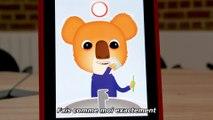 CAH LILLE : l'application mobile « Ben le Koala » aide les enfants à grandir