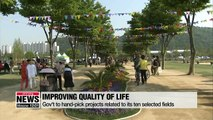 Gov't releases plans to promote life and air quality through SOC projects