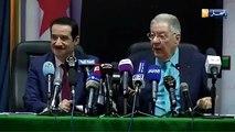 """Ould Abbes : """"On a pas crée le FLN, c'est un don de Dieu"""""""