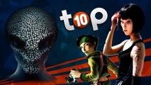 Les grands MOMENTS DE RÉSISTANCE du jeu vidéo ! | TOP 10