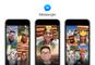Facebook Messenger introduce juegos de realidad aumentada