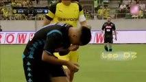 Tout ce qu'a fait Adam Ounas vs Dortmund