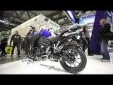 Triumph Tiger Explorer 1200 - Milan show