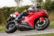 Ducati 848 EVO road test