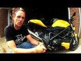 Ducati 848 Streetfighter longterm report