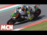 Aprilia RSV4 RF FW kit | First Ride | Motorcyclenews.com