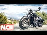 2018 Triumph Bobber Black | First Rides | Motorcyclenews.com