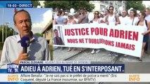 """Insécurité: """"Nous avons besoin d'au moins 50 policiers supplémentaires dans l'agglomération grenobloise"""", estime l'adjoint au maire de Grenoble"""
