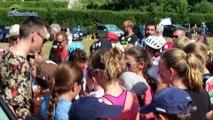 Le Mag Cyclism'Actu - Le Tour du Cantal Romain Bardet Expérience !