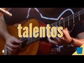 """Talentos - Diogo Burka em """"Breeze"""""""