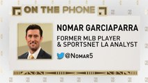 The Jim Rome Show: Nomar Garciaparra talks best MLB deadline deals