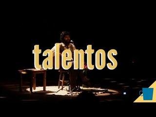 """Talentos - Ricardo Borges em """"Sertão do Peito"""""""