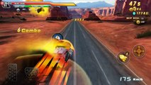 Death Race Crash Burn / Monster Car Racing Games / Android Gameplay FHD #4
