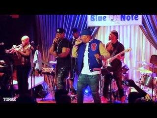 Torae - Blue Yankee Fitted (ft. Skyzoo) (Live)
