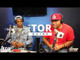 A Boogie Visits Torae on #TheTorGuide