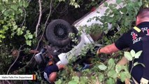 Idaho Firefighters Rescue Man Trapped Beneath Overturned Truck For Days
