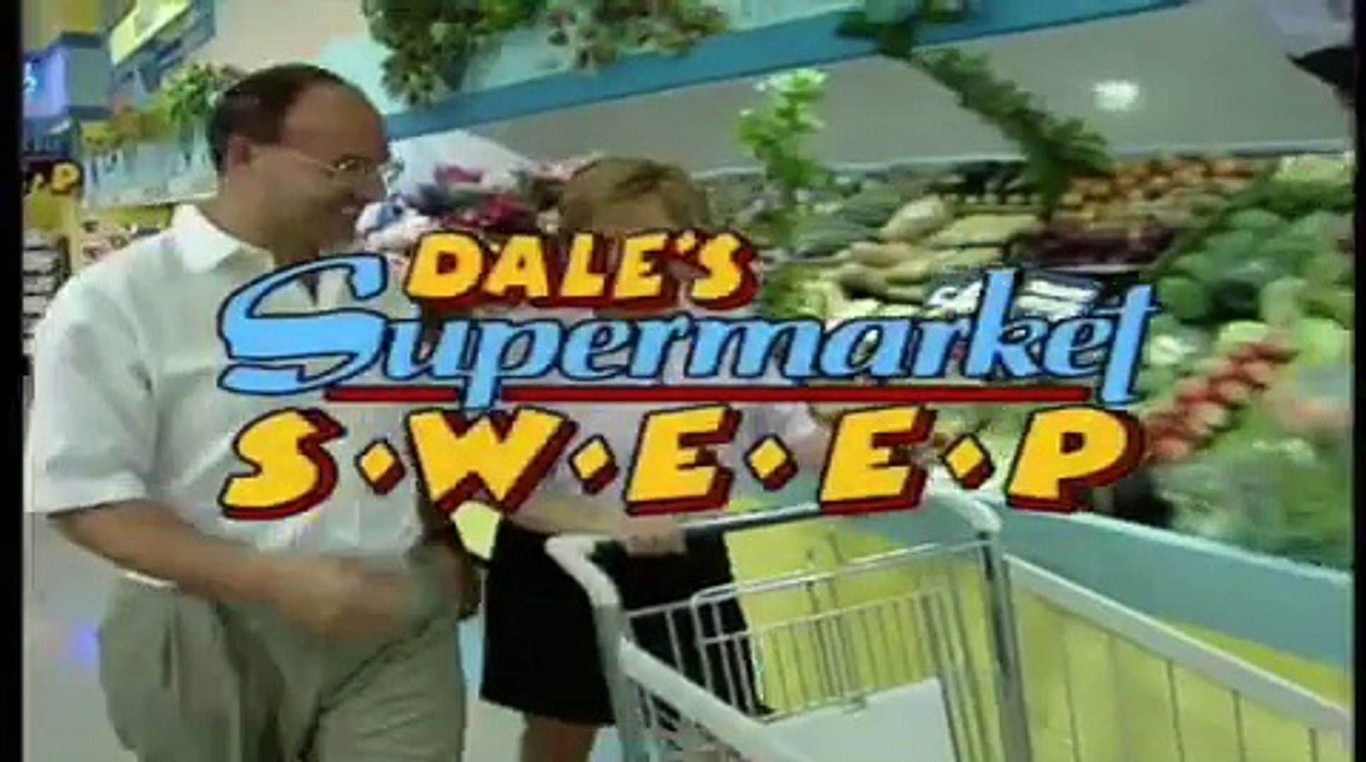 Dale's Supermarket Sweep (United Kingdom) (1998)