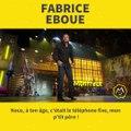 Fabrice Eboué Officiel s'est penché sur les nouvelles technologies, parce que la vie est plus belle avec, non ?Merci Montreux Comedy