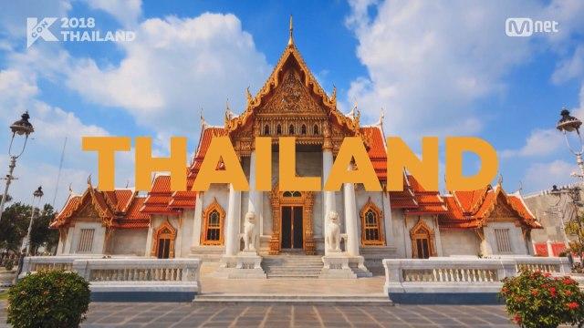 [KCON 2018 THAILAND] Hello Thailand!