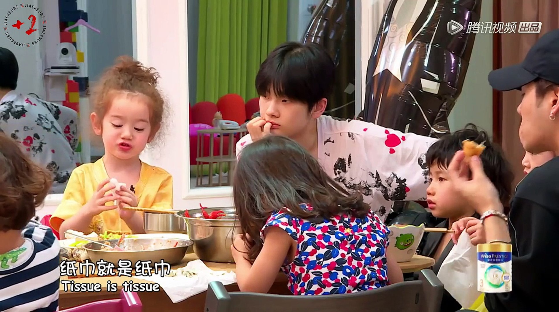 [EngSub] Let Go of My Baby S03 Ep10 Part 1/2 Jackson Wang