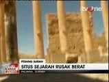 ISIS Hancurkan Situs Kuno di Palmyra