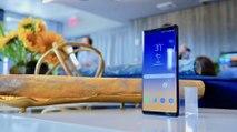 Samsung Galaxy Note 9, primeras impresiones