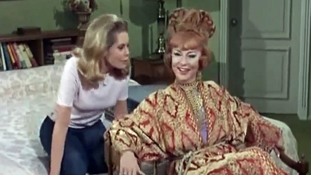 Bewitched S03xxE22 Three Wishes