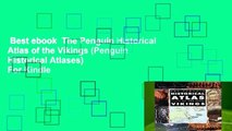 Best ebook  The Penguin Historical Atlas of the Vikings (Penguin Historical Atlases)  For Kindle