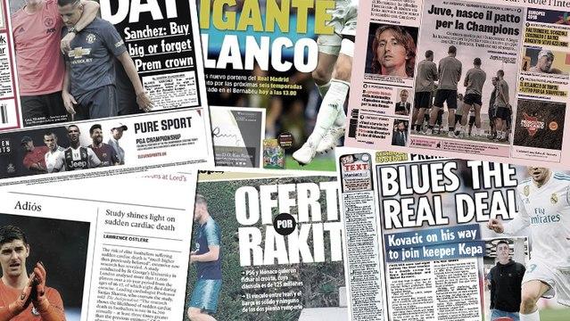 La stratégie à la Coutinho du Barça pour Paul Pogba, Luka Modric part au bras de fer avec le Real Madrid