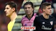 De Courtois à Kepa, le Top 5 des gardiens les plus chers - Foot - Transferts