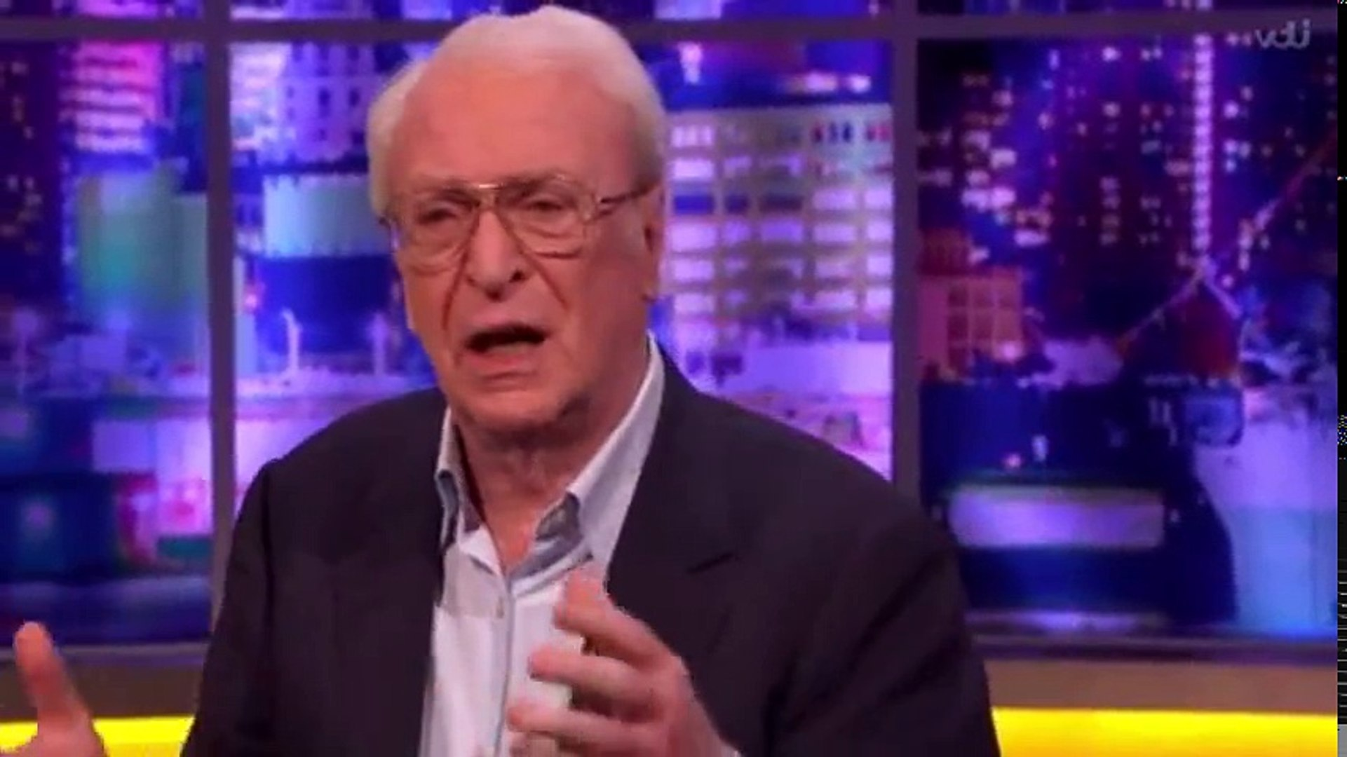 The Jonathan Ross Show S10 - Ep02 Michael Caine, Sylvester Stallone,... HD Watch