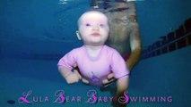 cours de natation pour bébé - mettez votre bébé en cours de natation le plus tôt possible