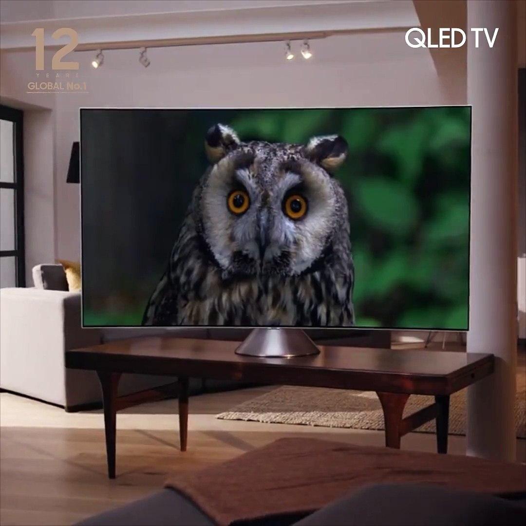Расположите ваш новый QLED TV 2018 на подставке Gravity Stand. С ее помощью вы сможете поворачивать экран в пределах 70 градусов и смотреть телевизор с удобного