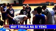 SPORTS BALITA: May tiwala na si Yeng