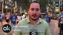 Se cumple un año del atentado en las Ramblas de Barcelona