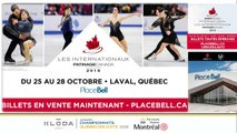 Championnats québécois d'été 2018 Liste des Partenaires