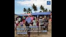 Indonésie: Un nouveau séisme de magnitude 5,9 a frappé l'île de Lombok